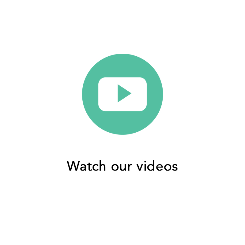 What our videos on Youtube